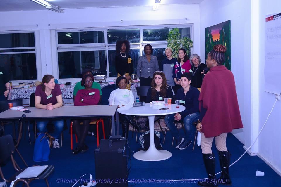 Food & Folktales Event