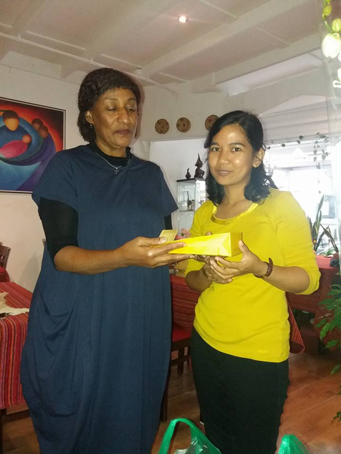 Miriam'sMogogo Eritrees Restaurant