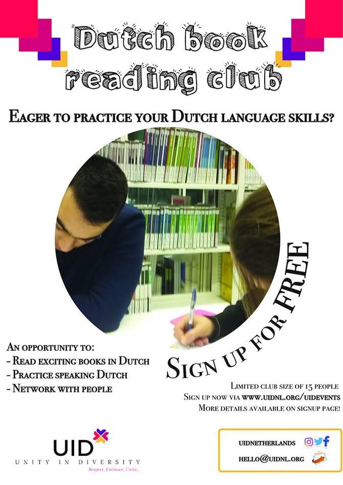 DUTCH BOOK CLUB (Nederlands Boekenclub)