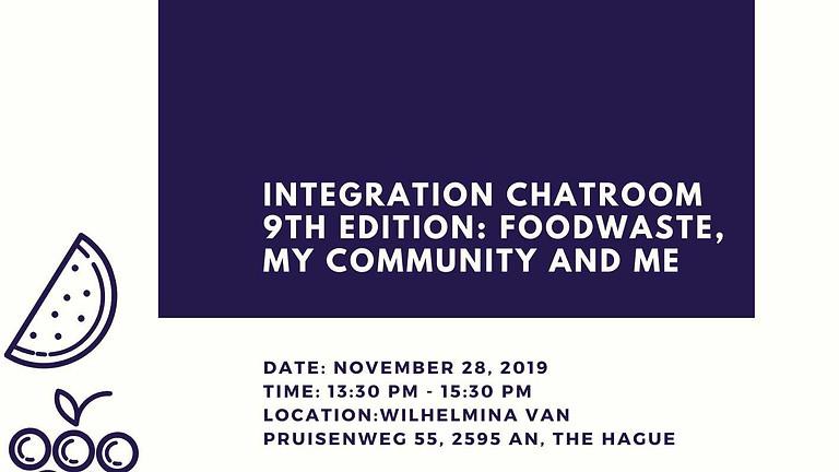 INTEGRATION CHATROOM 9th EDITION
