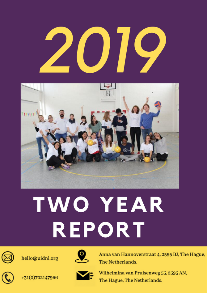 YIPPEE! Our Two-Year Report is Ready!