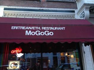 Mogogo Eritrees Restaurant