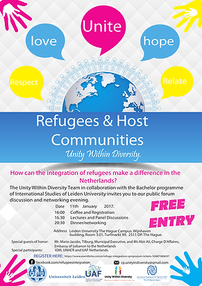 Refugeess and Host communities