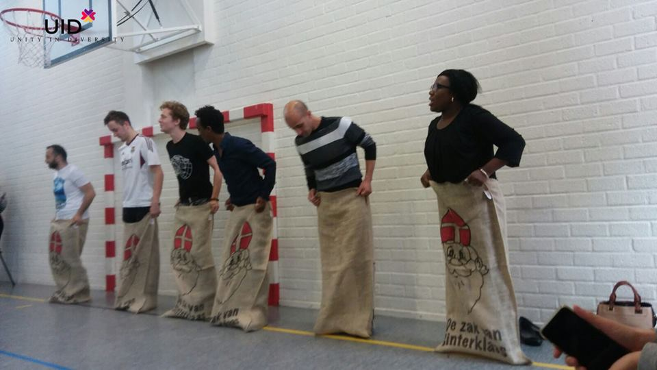 UID SACK RACE