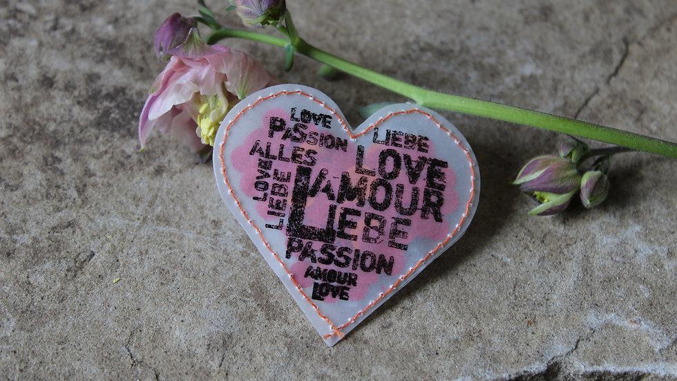 """Herz """"Love"""""""