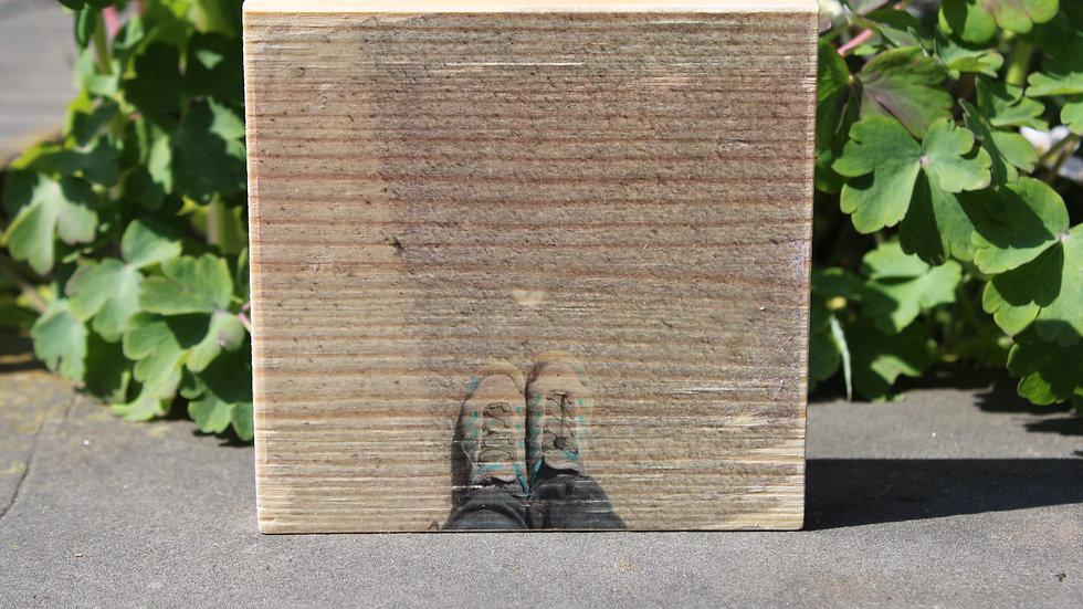 Holzbild Herzle