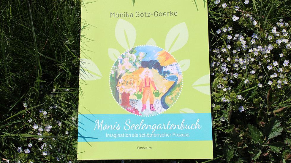 Buch Monis Seelengartenbuch