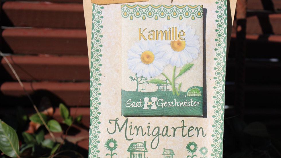 """Minigarten """"Kamille"""""""