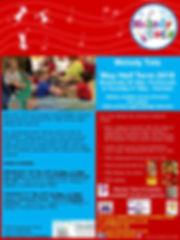 Half term activities fr children Hampshire