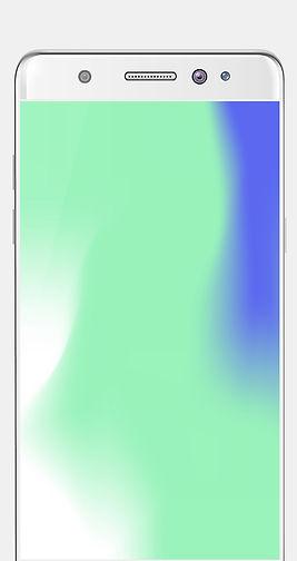 Silver Smartphone