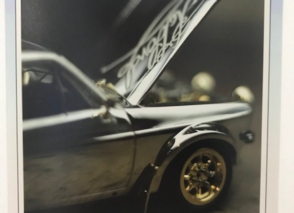 Picture of the silver car #6