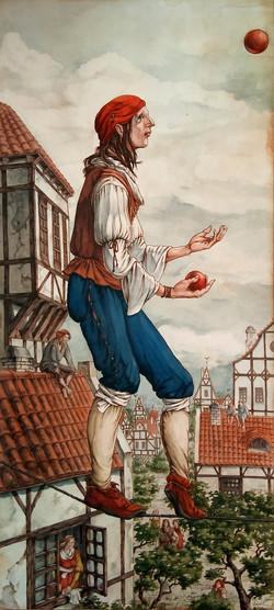 Ropewalkers jugglers (1)