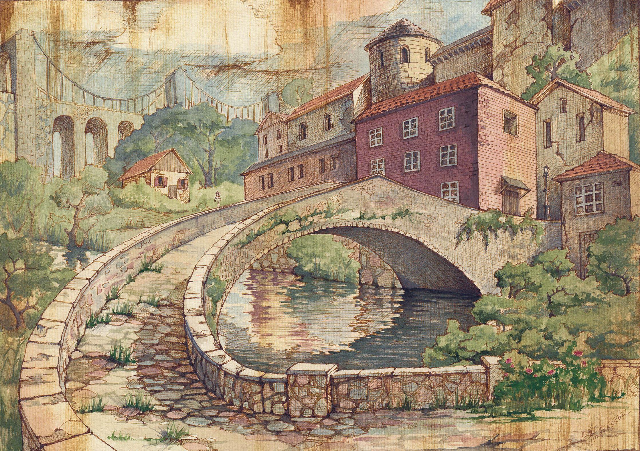 Old bridge (2014)