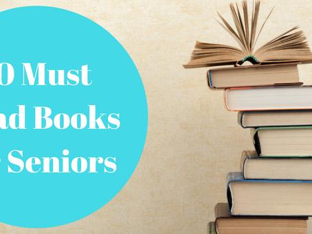 10 Must-Read Books for Seniors