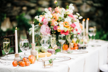 PLANNING YOUR WEDDING DAY:  EVENT DESIGNER-PLANNERS