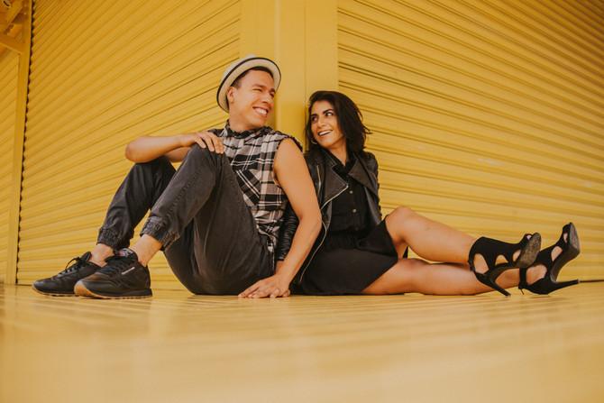 Sara & Tilon