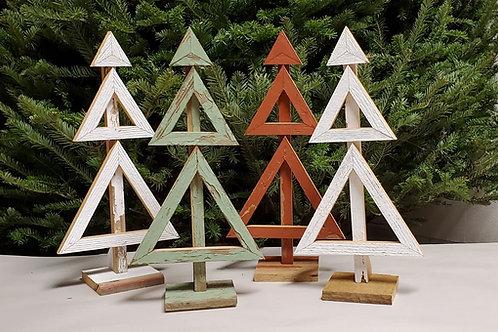 Rustic Pine Trees