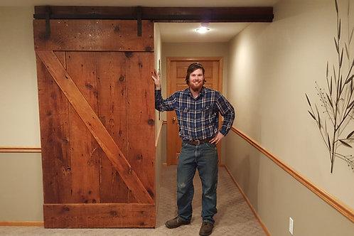 Large Custom Sliding Barn Door