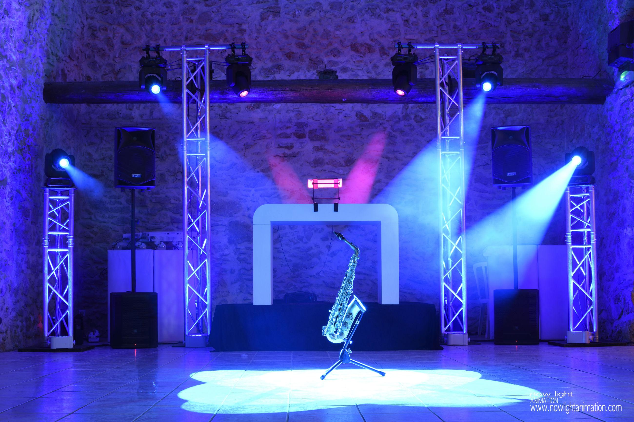 DJ Mariage Château de Sénéguier