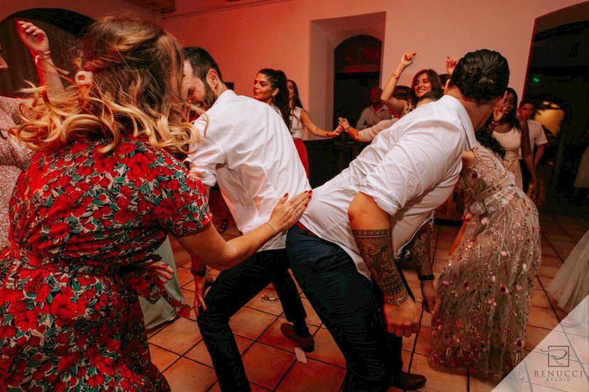 Mariage, Moulin de Gemenos, DJ