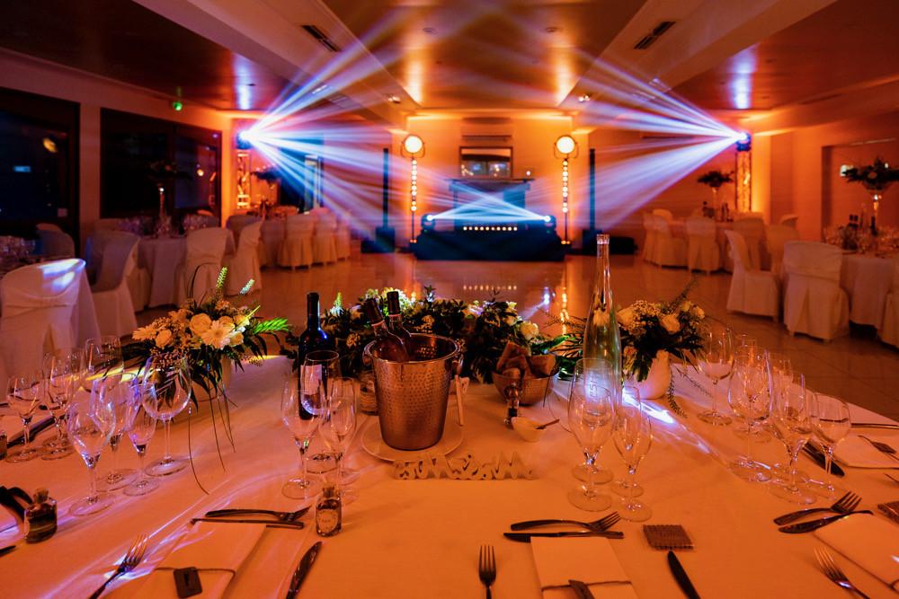 Découvrez des prestations DJ Haut de Gamme pour votre mariage au Clos des Eyssauts à Grance.