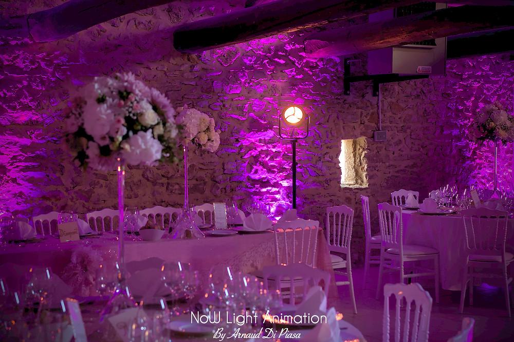 Mariage, Château, salle en pierre, Sénéguier,