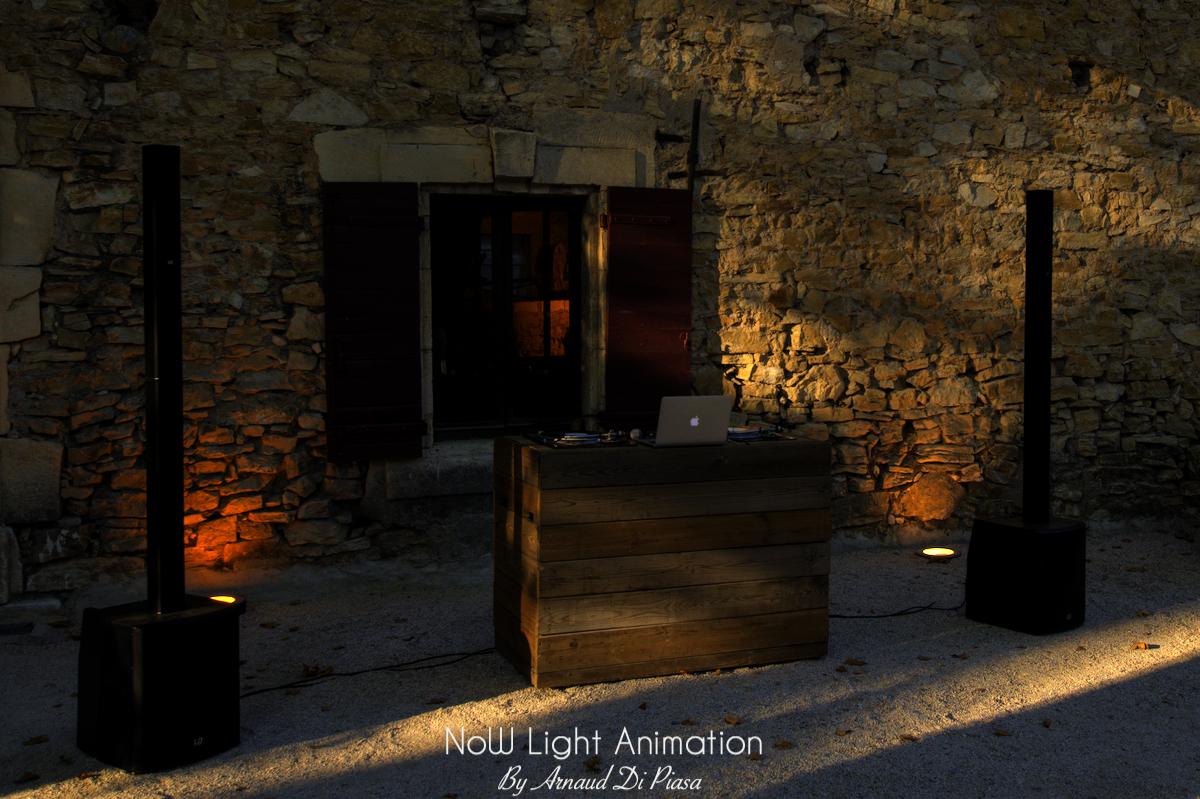 Moulin de la Recense Mariage - DJ_2