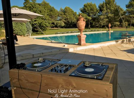 DJ Mariage Aix en Provence, La Bastide d'Astres.