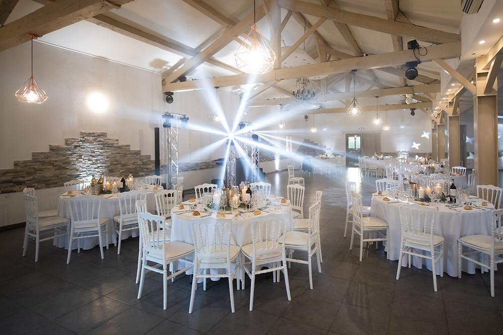 Prestation DJ pour un mariage au domaine du Moulin de l'Arc dans la région d'Aix en Provence