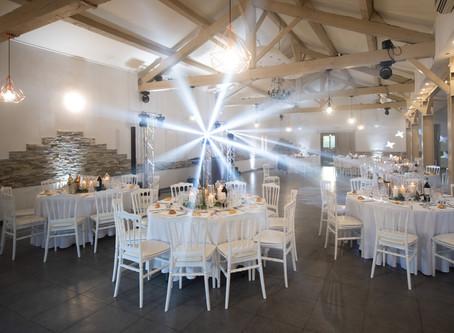 Un mariage de rêve au Moulin de l'Arc
