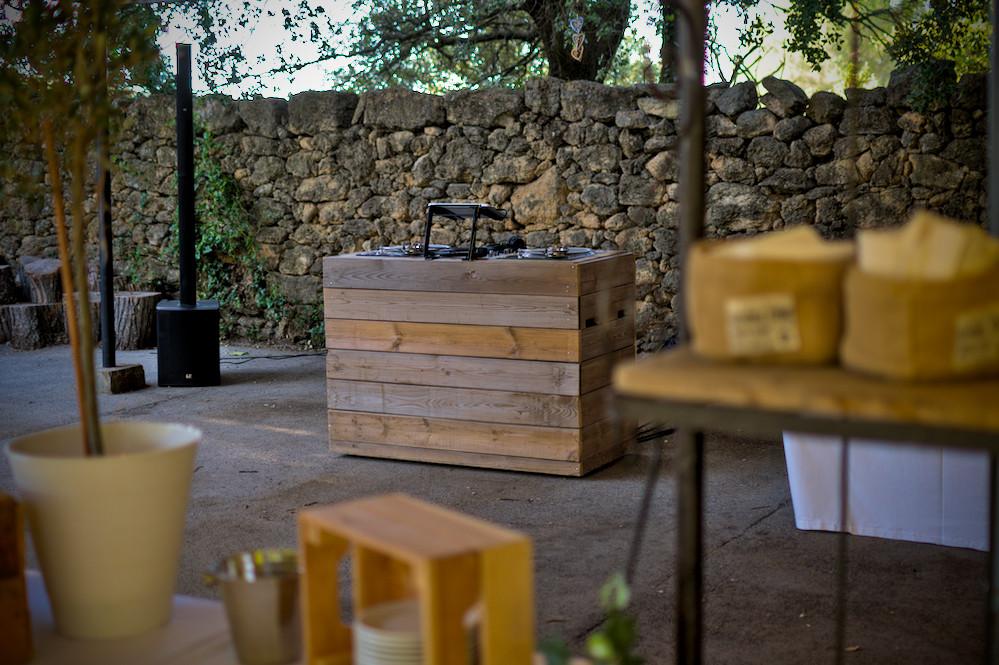 Mariage, Clos des eyssauts, salon de Provence, DJ
