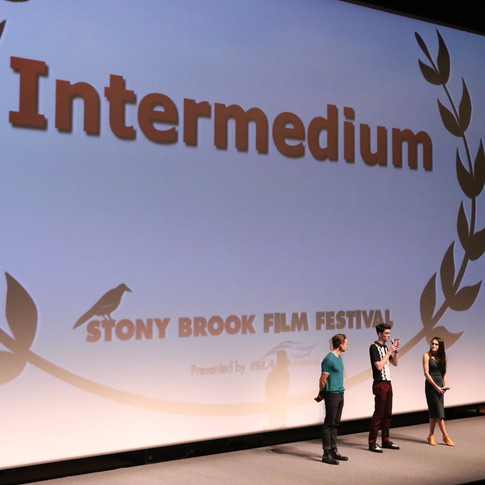 Intermedium Q&A at the Stony Brook Festival