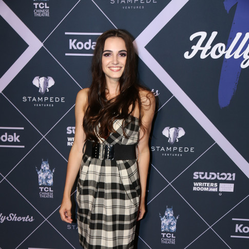 Intermedium West Coast Premiere at the TCL Chinese Theatres Hollyshorts Film Festival
