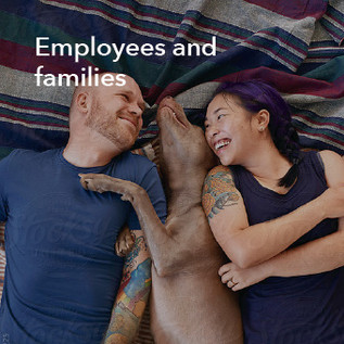 Uncover real-life stories that resonate with work colleagues, families, new hires, media.