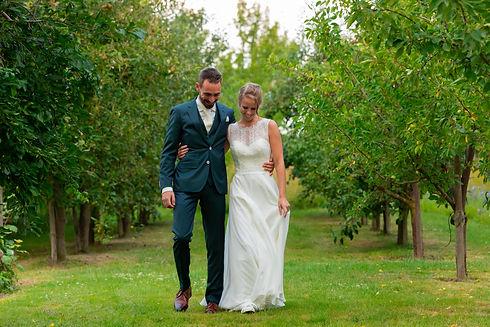 Trouwfotograaf Zwolle   Spontane trouwfoto's
