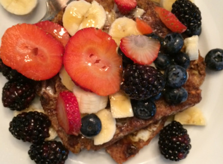 Sprouted Superfood French Toast