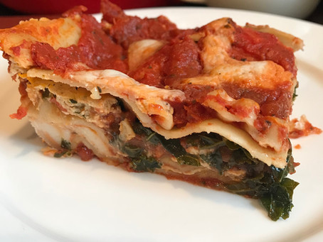 Lasagna SO Good You Won't Know It's Vegan & Gluten-Free