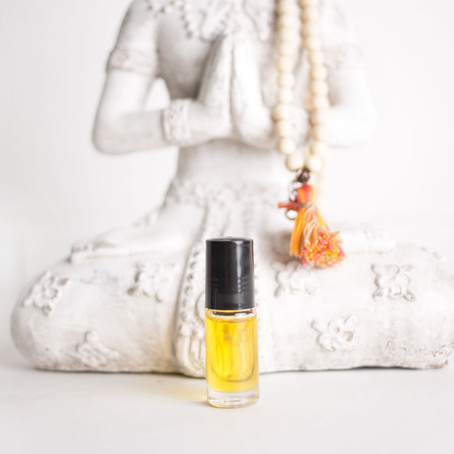 Emotional Well Being Essential Oil Roller Recipe