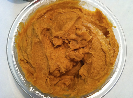 PUMPKIN PEANUT BUTTER SPREAD RECIPE (VEGAN)