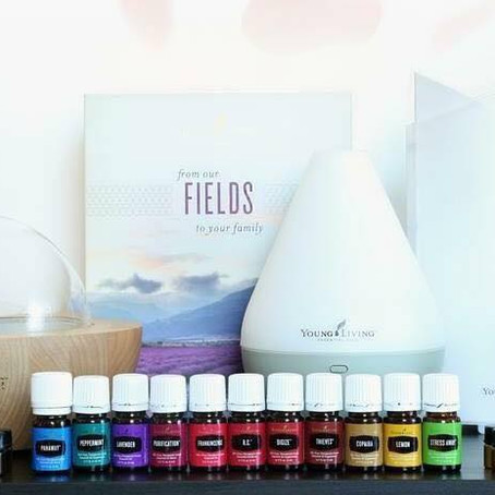 Last Day for Discounted Oils Kit & Free Training