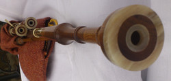 rams horn borderpipes