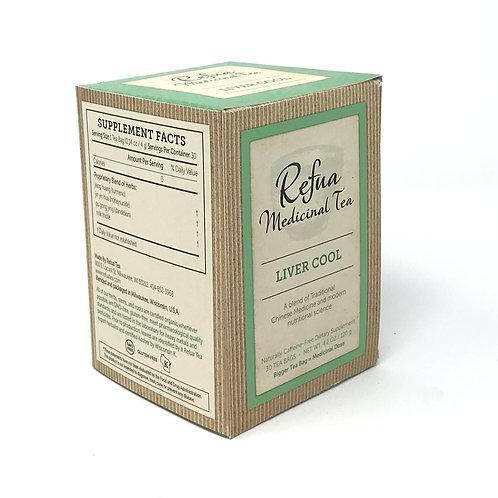 LIVER COOL - 30 tea bags