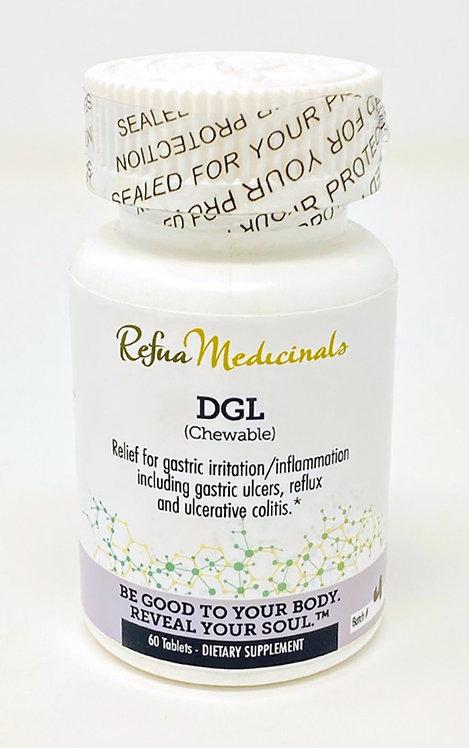 DGL - Deglycyrrhizinated Licorice