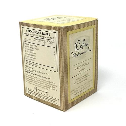 URINE CLEAR – acute - 30 tea bags