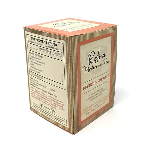 DIABETES SUPPORT - 30 tea bags