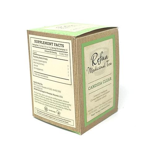 CANDIDA CLEAR - 30 tea bags