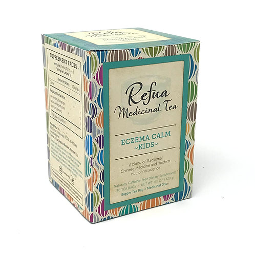 ECZEMA CALM – KIDS - 30 tea bags