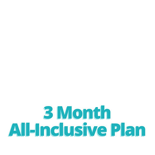 3 Month All-Inclusive Plan