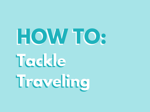 How To: Balance Traveling and Eating Well