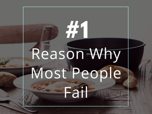 #1 Reason Why Most People Fail